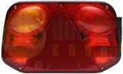 Radex 2800-10S 2800 LH Rear Combination Lamp Replacement Lens