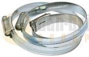 JUBILEE® Zinc Plated Steel Hose Clips - Large Sizes - 400.0177