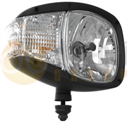 Nordic Lights N520 Series LH BULB Headlight with Indicator (Pedestal Mount) 24V - 952-001