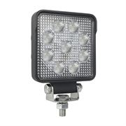 LED Autolamps 10015 Series Square Work Lights