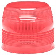 ECCO 910.133 400 Series Replacement LED/Xenon Beacon Lens - Red