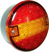 Perei/LITE-wire 800 Series (140mm) Round LED Signal Lights
