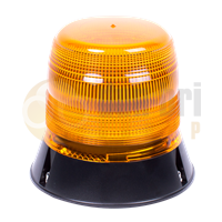 ECCO 400 Series R65 LED Three Bolt Beacon - Amber