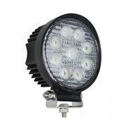 LED Autolamps 11127 Series Round Work Lights