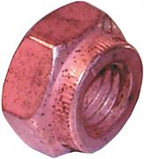 Copper Flashed Manifold Nuts