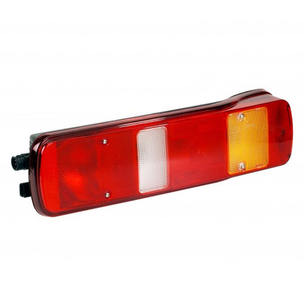Commercial Vehicle Lighting: Rubbolite M463 RH Rear Combination With SM Lamp (DIN
