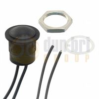 APEM IA Series Round 19mm Normally Open Momentary Push Button Switch IP68 - IAR3F1200