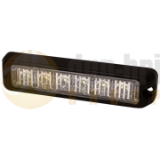 ECCO ED3706AC ED3706 Series 6-LED Directional Warning Module - Amber/White