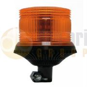 LAP Electrical LFB030 DIN Pole Mount AMBER LED Beacon R65 12/24V