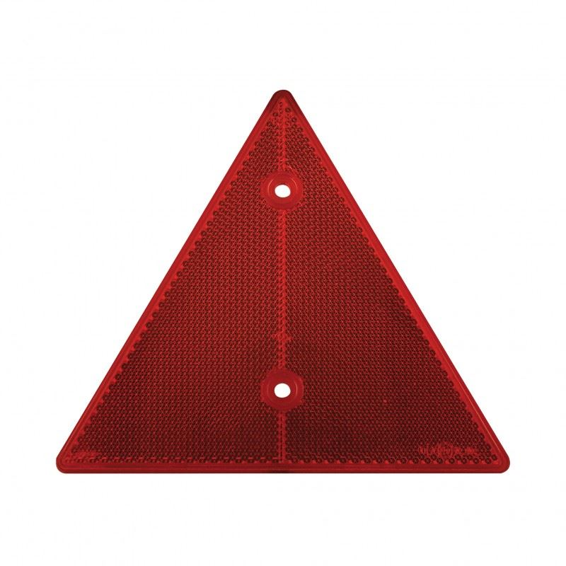 LED Autolamps 155RR Triangular Reflex Reflector (Twin Pack)
