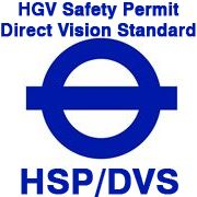 HGV Safety Permit & the Direct Vision Standard (DVS)