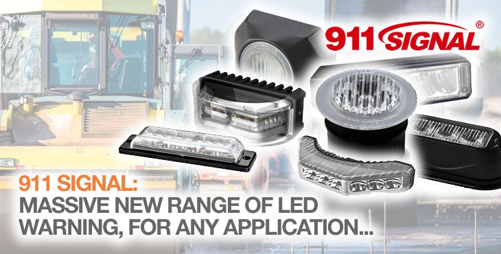 911 Signal NEW LED Warning Lights