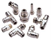 NORGREN PNEUFIT® 10 Series Push-in Fittings