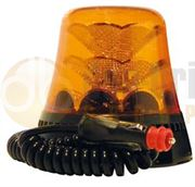 LAP Electrical LRB020 Magnetic Mount AMBER LED Beacon R65 12/24V