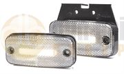 WAS W157 LED Front Marker / Reflector Lamp