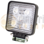 ECCO E92027 Series Square LED Work Light - 850 Lumens - 300.E92027