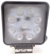 Sparex Square 9-LED 1840lm Work Flood Light 12/24V - S.112523