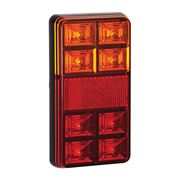 LED Autolamps 151 Series (150mm) Rectangular LED Rear Combination Lights