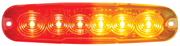 LED Autolamps 12 Series Compact Combination Lamp