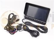 "DBG 7"" TFT LCD Monitor with GPS / Sat Nav (3 Camera Inputs) - 708.038"
