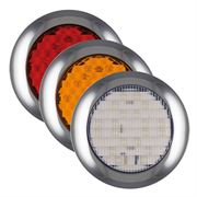LED Autolamps 145 Series (145mm) Round LED Signal Lights