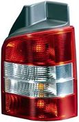 Hella 2SK 008 579-131 Left Hand Rear Combination Lamp (Clear Indicator) // VOLKSWAGEN