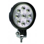 LED Autolamps 12227 Series Round Work Lights
