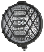 DBG Valueline Round BULB Work Flood Light with Switch, Handle & Grill (Cable Entry) 12/24V - 390.327
