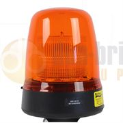 Britax 270 Series R65 Xenon Single Bolt Beacon - Amber