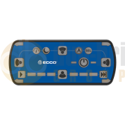ECCO EZ1202 12 Series Lightbar Advanced Touchpad Controller