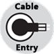 CONNECTOR-Cable-Entry