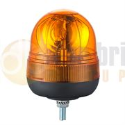 DBG Valueline R65 Rotator Single Bolt Beacon - Amber