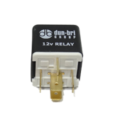 DBG Mini Change Over Relay with Resistor 24V 20/10A