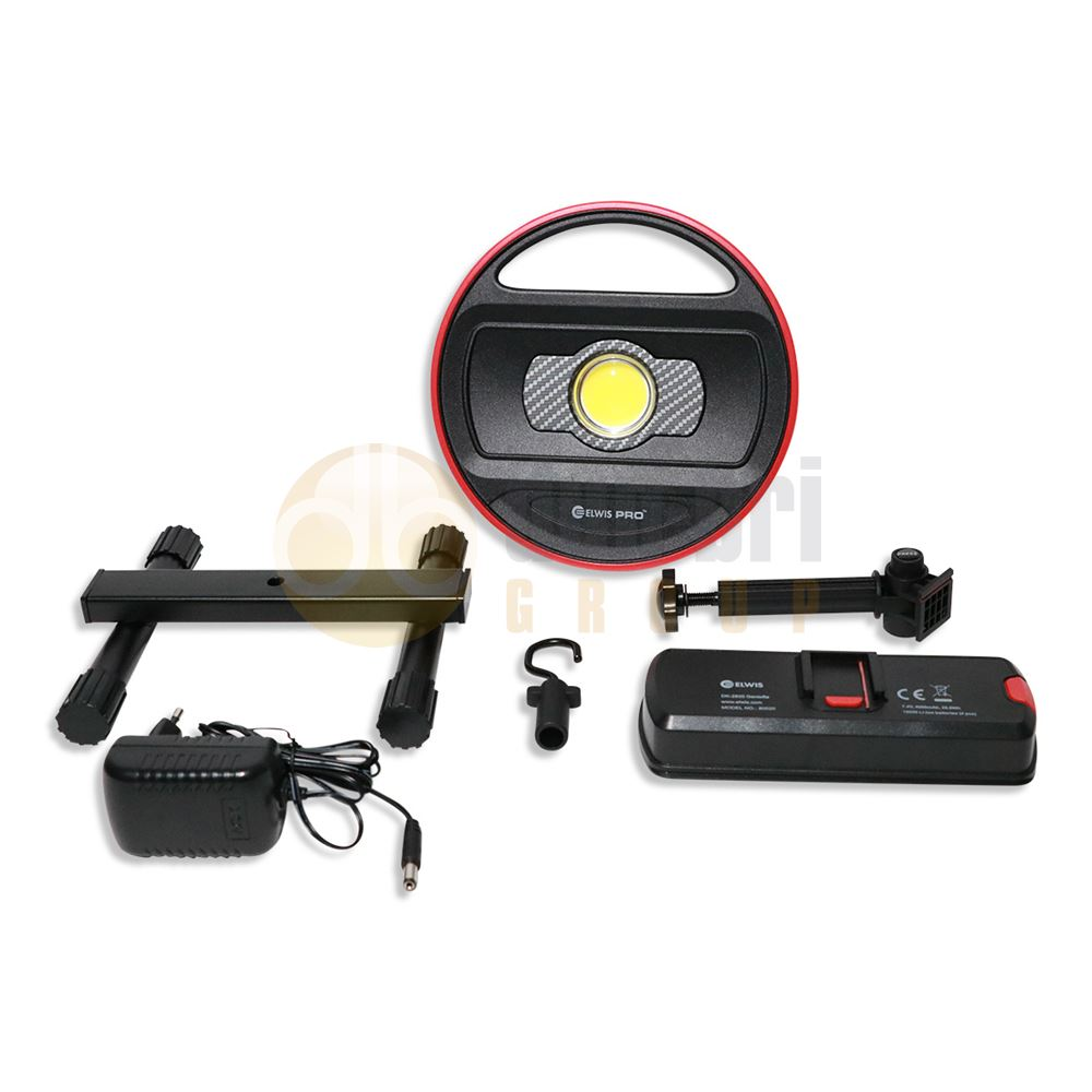Elwis Pro Series Tl2 R Rechargeable Led Multi Task Light