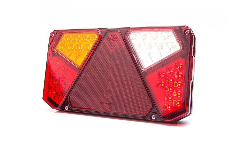 WAS W125DL LH LED Stop / Tail / Indicator / Fog / Reverse