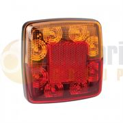 LED Autolamps 98 Series LED Compact Rear Combination Lamp