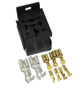 HD Bulkhead Relay Holder Kit