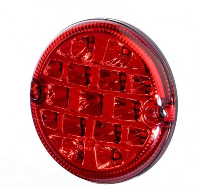 Rubbolite M837 Series (95mm) LED Signal Lamps