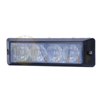 ECCO L56 4-LED Directional Warning Module - Amber