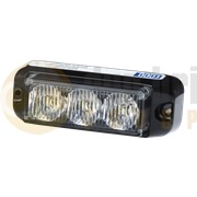 ECCO 3736 Series 3-LED Directional Warning Module - Amber