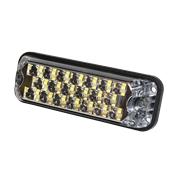 ECCO 3812 Series R65 20-LED Directional Warning Modules