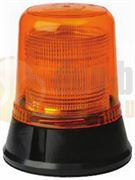 LAP Electrical LAP Range Three Bolt Bulb CAP168 Static Flash Amber Beacon 24V - LAP222A