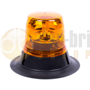 ECCO 400 Series Mag70 Mount Bulb R65 Rotating Amber Beacon 12/24V - 400.000 / 400.001 / 400.002