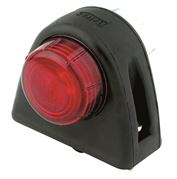 Britax L428.104.L24V L428 Series LED Marker Lamp (End Outline) - Red 24V