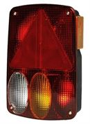 Aspock EARPOINT IV RH Rear Combination Lamp