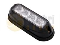 911 Signal H4 Hornet 4-LED Directional Warning Module - Amber